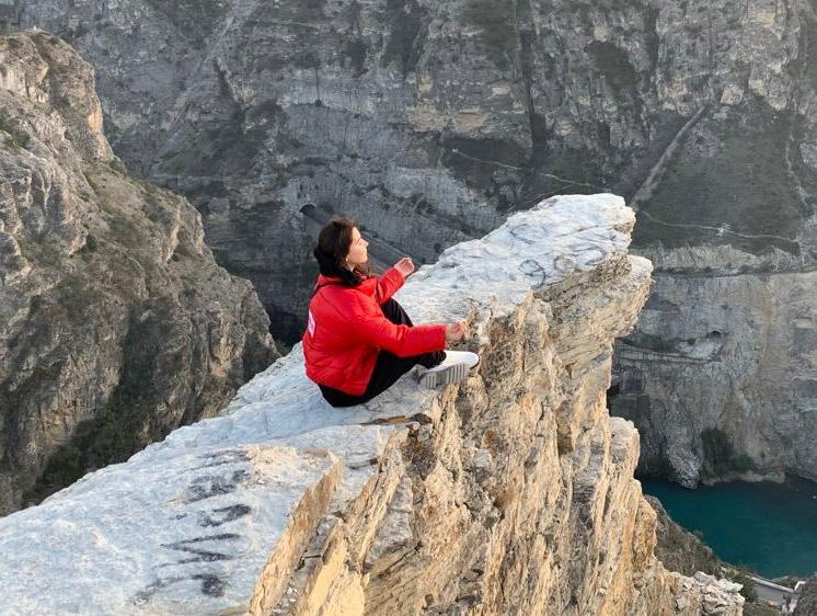 Yoga travel <br> to Dagestan