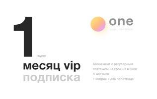 Подписка 1 месяц<br> VIP за 8900 р.